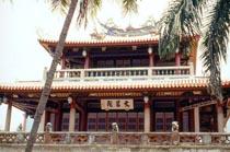 Chi-Kan Tower, Tainan