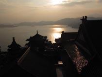 wenwe tempel sun moon lake