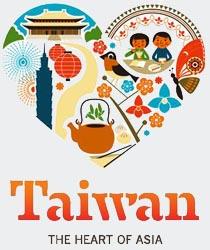 taiwan toerisme logo